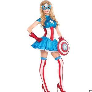 Marvel Adult American Dream Costume